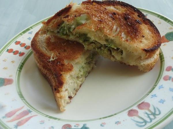 Grilled C.a.t. Sandwich Recipe