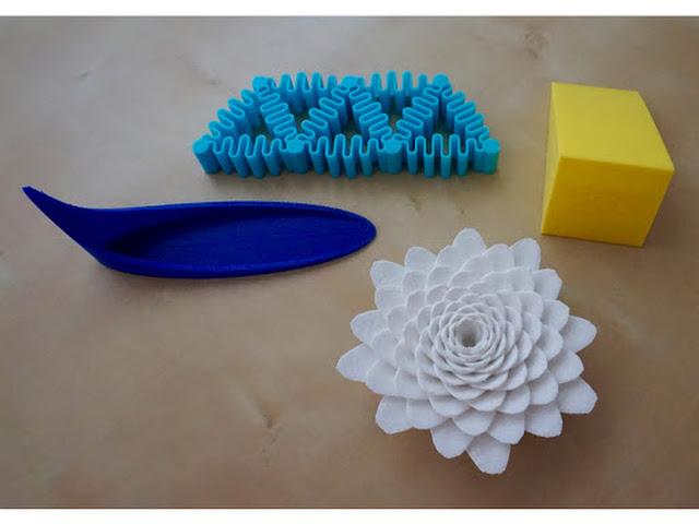 Uitgelezene 3D Printed Science Projects Models | MatterHackers HH-11