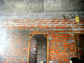 Photo: First Floor LHS Bedroom, showing bathroom and room entrance