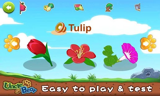 Kids Puzzle: Plants- screenshot thumbnail