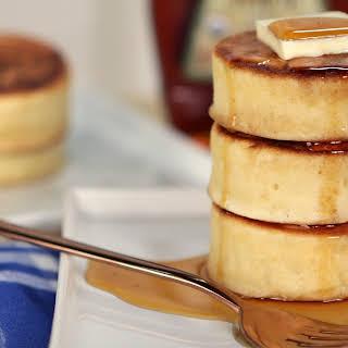 Japanese-Style Pancakes.