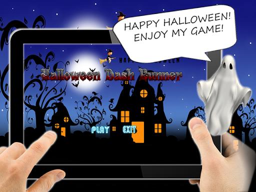 Halloween Dash Runner