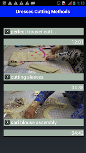 Fashionable Dresses Cutting 16- screenshot thumbnail