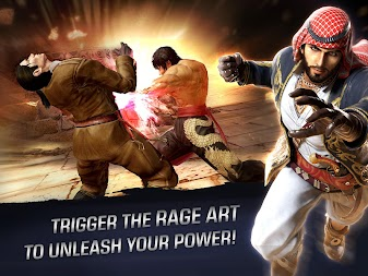 TEKKEN™ APK screenshot thumbnail 11