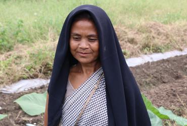 LADY FARMER OF MEGHALAYA