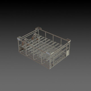 Stainless products - wire grates, washing baskets