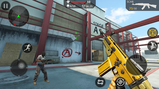 Fury Strike : Anti-Terrorism Shooter screenshots apkspray 3