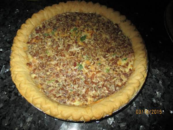 Shrimp Quiche Lorraine Recipe