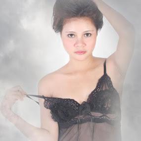nt by Dendi Fotografi' - People Portraits of Women ( bogor, model, indonesia, jkt, lens )