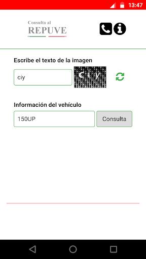 REPUVE MX screenshots 3