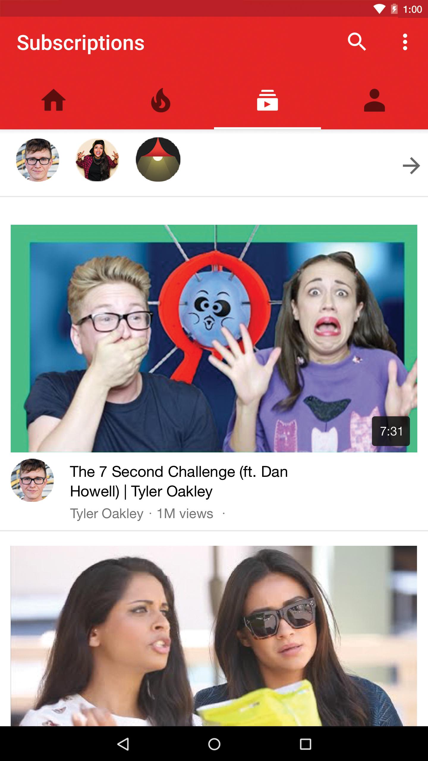 YouTube screenshot #3