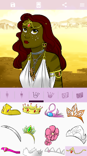 Avatar Maker: Princess - náhled
