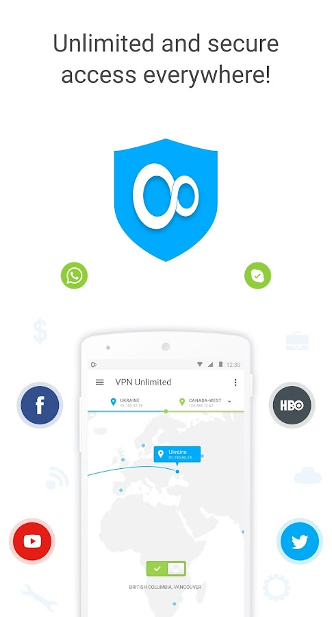 VPN Unlimited - Best VPN Proxy- screenshot