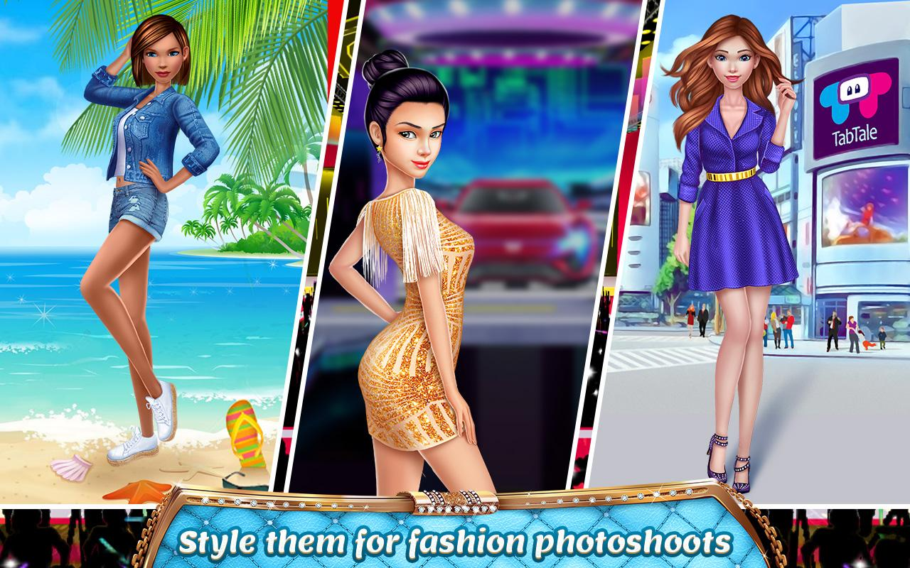 Stylist Girl - Make Me Gorgeous! screenshots