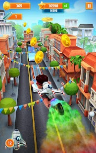 Bus Rush Screenshot