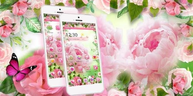 Roses Spring Theme - náhled