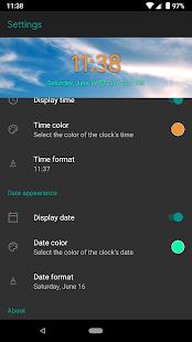 App Digital Clock Widget APK for Windows Phone