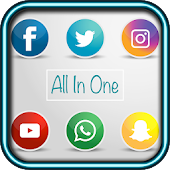 All In One Social Networks With Fingerprint Locker