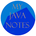 My Java Notes icon