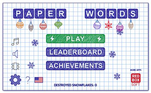 Paper Words apktram screenshots 1