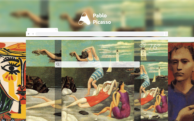 Pablo Picasso HD Wallpapers New Tab