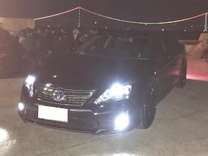 カムリ AVV50 プレミアムBK Gパケのホイールのカスタム事例画像 NaoCamさんの2018年12月25日23:49の投稿