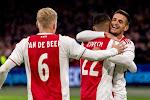 Ajax en Marin maken brandhout van FC Emmen, Twente wint bizarre partij tegen Groningen