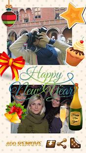 Šťastný Nový Rok: Úprava Fotek - náhled