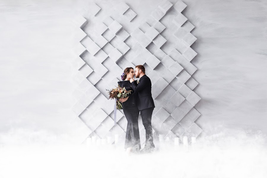 Bryllupsfotograf Oksana Bondar (bonart). Bilde av 24.12.2017