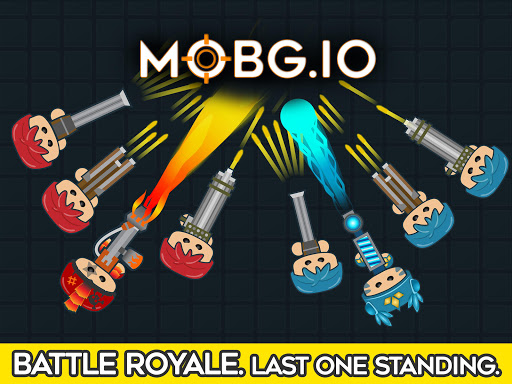 Mobg.io Survive Battle Royale 1.6 {cheat|hack|gameplay|apk mod|resources generator} 4