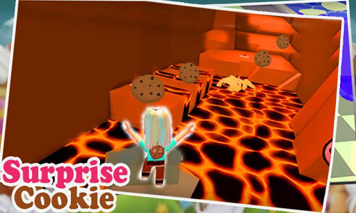 Crazy Cookie The Robloxe Swirl : dolls adventures 1.1.0 screenshots 2