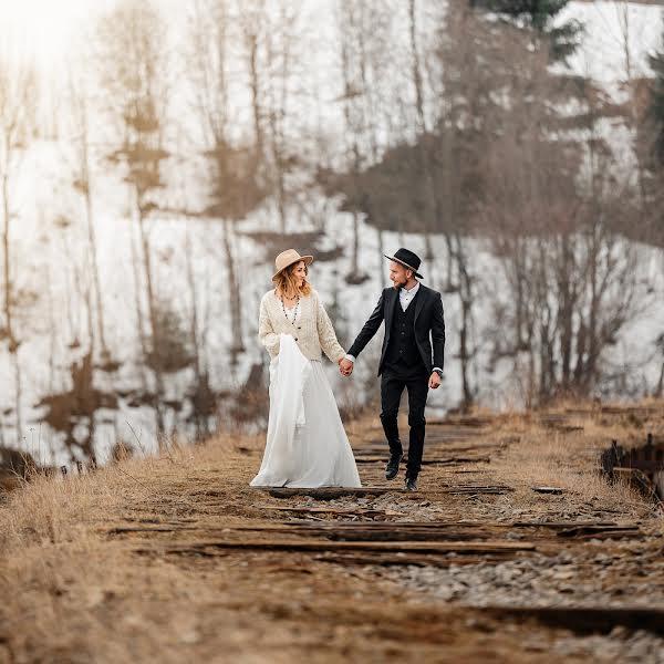 Wedding photographer Andrii Tsynhariuk (Tsynhariuk). Photo of 11.04.2021