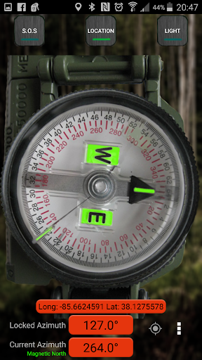 Sportsman's Compass
