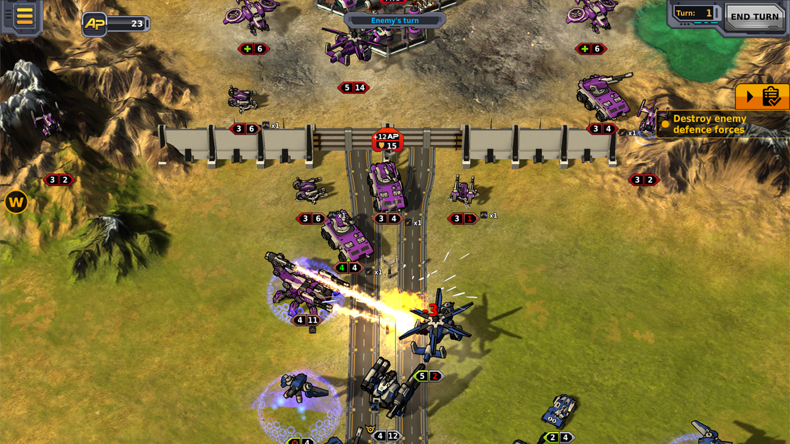 Codex of Victory- screenshot