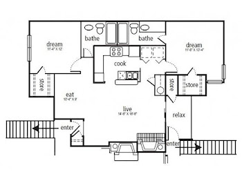 Go to Edenburgh Floorplan page.