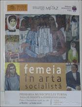 Photo: Femeia in arta socialista