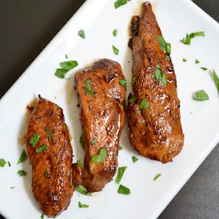 Honey Balsamic Chicken Tenders.