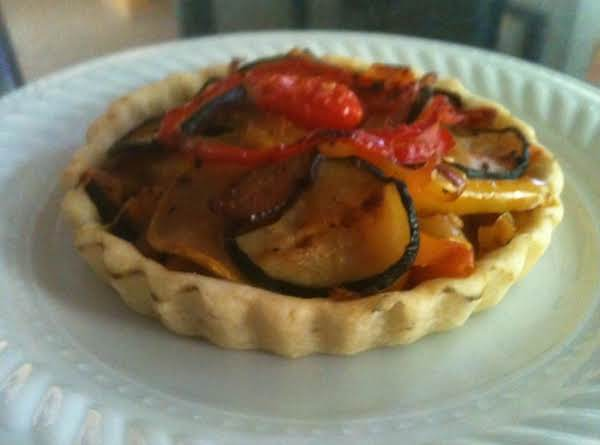 Veggie Tarts Recipe