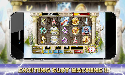 Slot Machine: Zeus apkmr screenshots 1