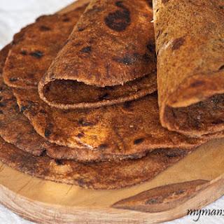 Flavored Homemade Flour Tortillas