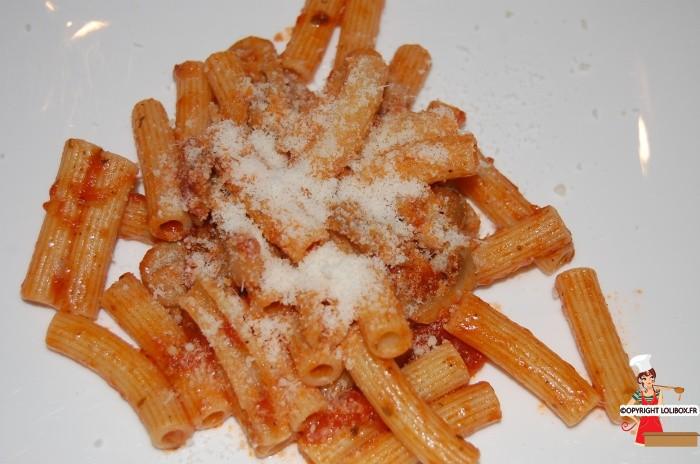 Boscaiola Macaroni Recipe
