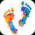 Pedometer & Step Counter - EasyFit Free apk