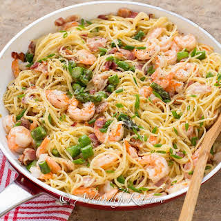 Seafood Carbonara Recipes.