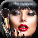 Makeup Photo Stickers icon