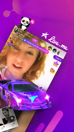 Live.me - live stream video chat Screenshot