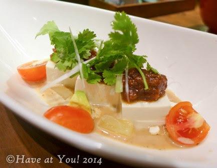 Nikumiso Tofu Salad