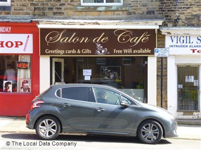 Salon De Cafe on Crookes - Cafe & Tearoom in Broomhill