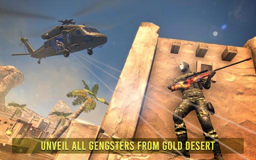Télécharger Target Sniper 3d Games 2020 apk mod screenshots 3