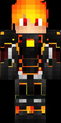 D Fire Boy
