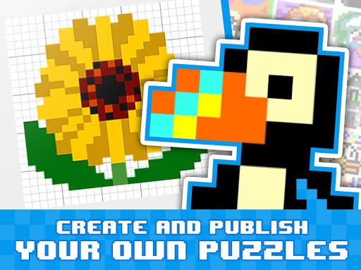 Falcross - Nonogram & Picture Cross Puzzles 6.5.2 screenshots 8